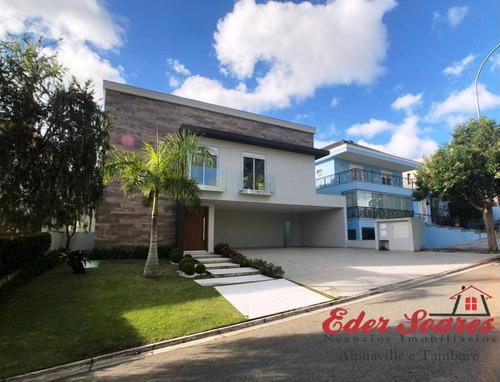 Casa À Venda No Villa Solaia  Alphaville - Es1412b