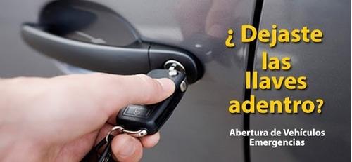 Imagen 1 de 5 de Cerrajero Automotor A Domicilio.llaves Codificadas.urgencias