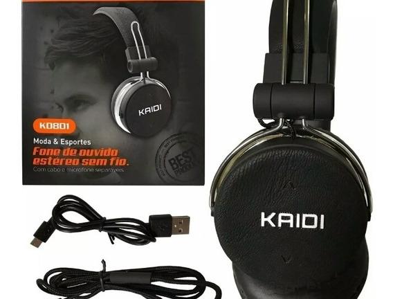 Ifone Ouvido Sem Fio Kd801 Bluetooth Universal Original Kaid