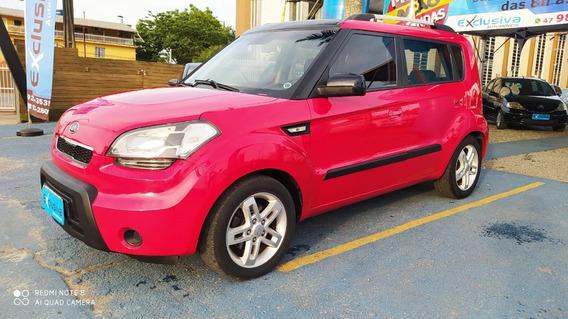 Kia Soul 1.6 Ex 16v Gasolina 4p Automático