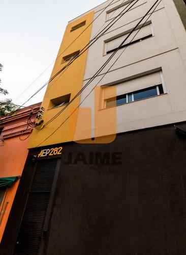 Prédio Para Venda No Bairro Campos Elíseos Em São Paulo - Cod: Ja15609 - Ja15609