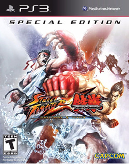 Street Fighter X Tekken - Especial Edition - Ps3 Sellado