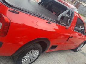 Volkswagen Saveiro 2010 Pick Up. C/simple. Gnc,