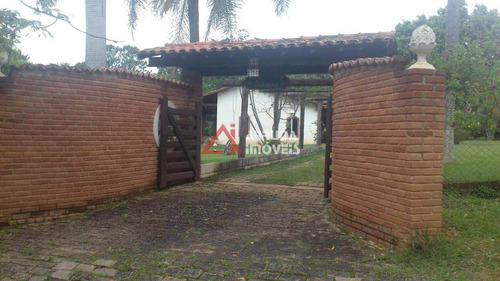 Chácara Com 3 Dorms, Condomínio Residencial Chácaras Monte Verde, Itu - R$ 620 Mil, Cod: 42472 - V42472