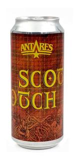 Scotch Cerveza Artesanal Antares Lata 473ml X 6