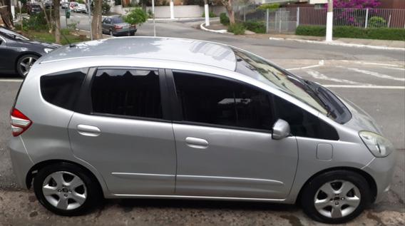 Honda Fit 2009 1.4 Lxl 5p