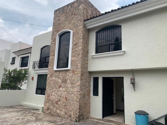 Casa En Renta En Col Monraz (963)