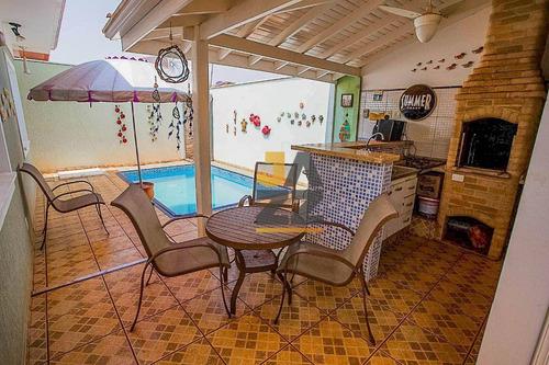 Imagem 1 de 25 de Casa Com 3 Dormitórios À Venda, 115 M² Por R$ 596.000,00 - Residencial Jequitibá - Ribeirão Preto/sp - Ca14364