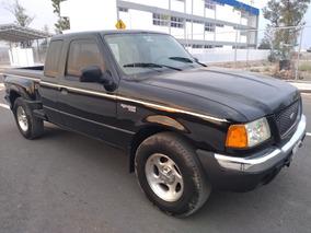 Ford Ranger Pickup Xlt V6 Super Cab Deportiva At 2001