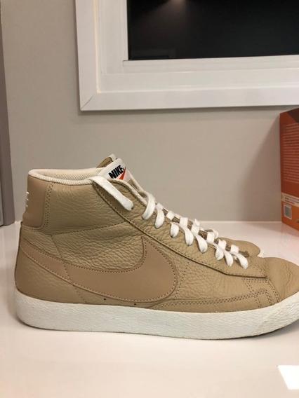 Nike Blazer Mid Tan