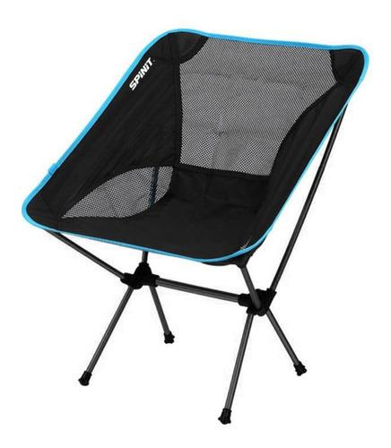 Silla Reposera Plegable Camping Spinit C/ Bolso Playa