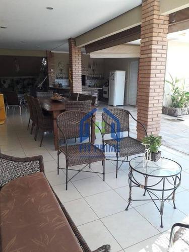 Casa Com 3 Dormitórios À Venda, 340 M² Por R$ 1.200.000,00 - Parque Residencial Damha - São José Do Rio Preto/sp - Ca0780