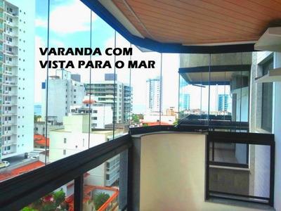 Apartamento Para Venda Em Vila Velha, Itapuã, 4 Dormitórios, 2 Suítes, 4 Banheiros, 2 Vagas - 70096
