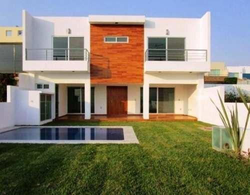 B3230 - ¡doble Seguridad! Hermosa Casa Estilo Moderno