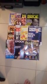 16 Revista Época,istoé ,carta Capital Lem Ofertão