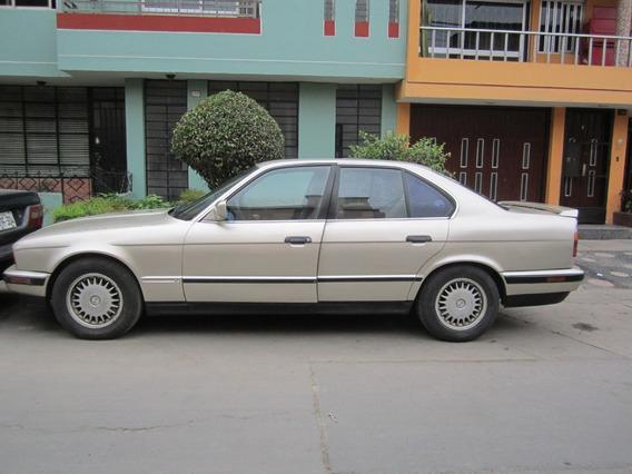 Bmw 525i 1991 En Muy Buen Estado Mecanico