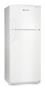 Heladera Columbia Con Freezer 414lts Blanca 43/7