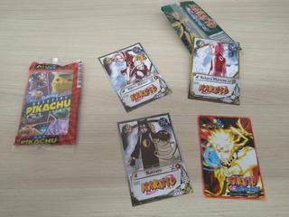 1000 Cards = 250 Pacotes Fechados Jogo Game Bafo Diversos