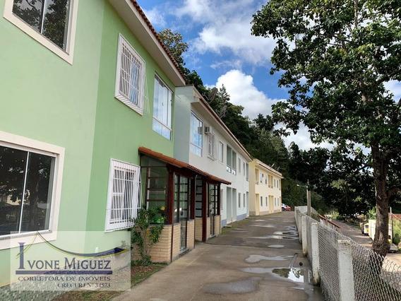 Apartamento Em Governador Portela - Miguel Pereira - 2647