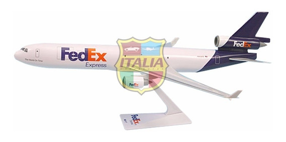 Md-11 Fedex 1:200 Flight Miniatures