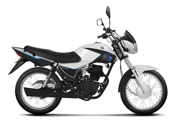 Motomel S3 Cg 150 18ctas$4.518 Motoroma Cg150 0km (tipo Full