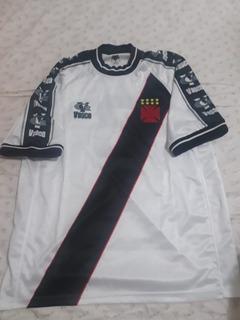 Camisa Vasco Da Gama Vg Temporada 2001