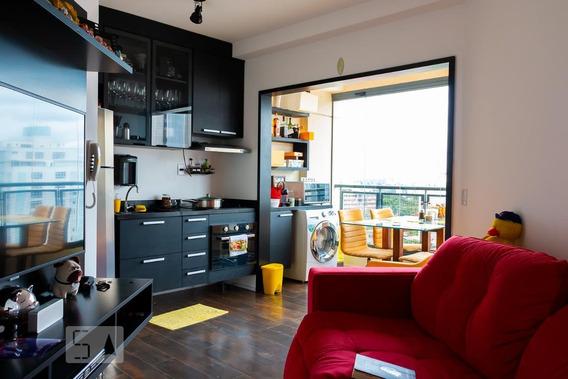 Apartamento Para Aluguel - Pinheiros, 1 Quarto, 34 - 893022729