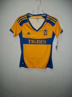 Jersey Original adidas Dama Local Tigres Nuevo Leon 2012