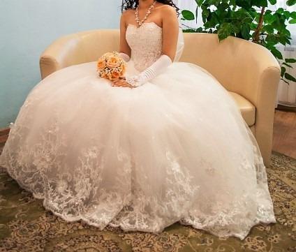 90f664672149 Aluguel Vestido Importado Princesa Pedrarias Tomara Que Caia - R$ 490,00 em  Mercado Livre