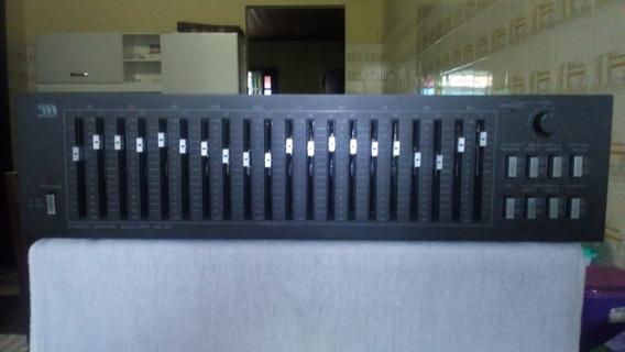 Equalizador Micrologic Me-25 Em Excelente Estado 100% Funcio