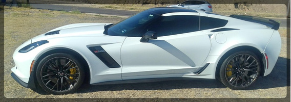 Chevrolet Corvette Stingray Coupe 2017