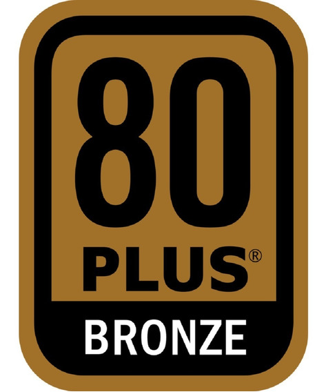 Fonte Pc Atx Mymax 500w 80 Plus Bronze Pfc Gamer Bivolt Automático 8 Pinos Cooler 120mm Gamer Gtx 1060 1070 Rx 570 580