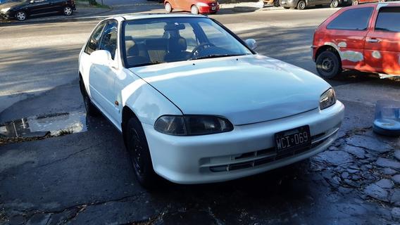 Honda Civic 1.6 Ex At 1992