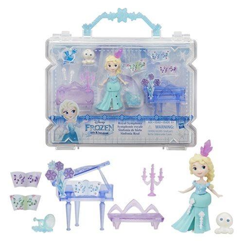 Frozen Little Kingdom Elsa Sinfonia De Hielo Maleta Hasbro