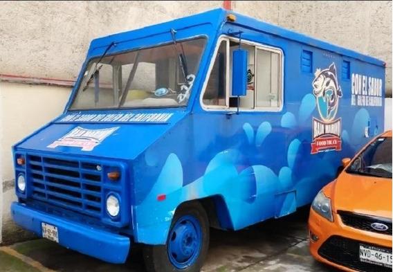 Chevrolet Vanette P30 Food Truck