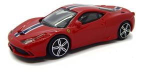 Burago Race E Play Ferrari 1/43 18 Mod - 36001 - 458 Special