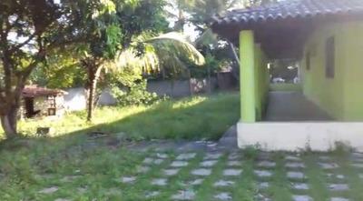 Casa Em Machadinho, Camaçari/ba De 2190m² 4 Quartos À Venda Por R$ 250.000,00 - Ca242613