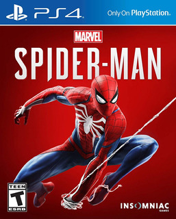 Marvel Spiderman Ps4 Disponible