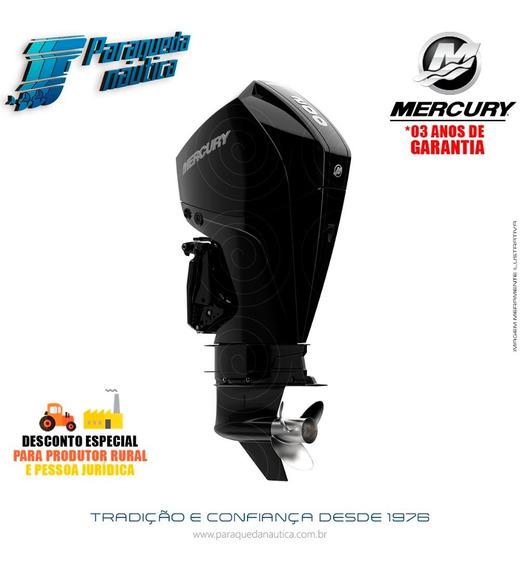 Motor De Popa Mercury 4 Tempos 200hp L 3.4l Efi V6