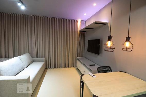 Apartamento Para Aluguel - Jardim Goiás, 1 Quarto, 37 - 893110312
