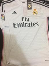 3a390ce8f2173 Subasta Camiseta De James Del Real Madrid Autografiada en Mercado ...