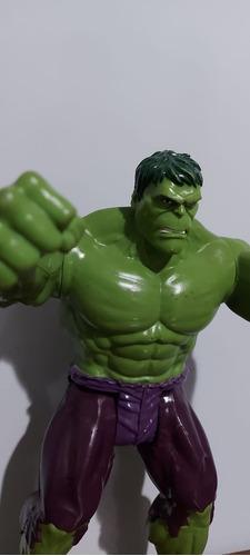 Boneco De Ação Hulk Avengers Hasbro 2013 30cm Marvel
