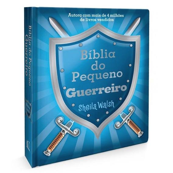 Bíblia Infantil Do Pequeno Guerreiro