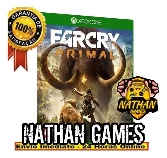 Farcry Primal - Xbox One- Mídia Digital +1 Brinde