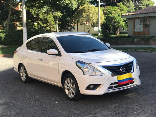 Nissan Versa 2017 1.6 Advance