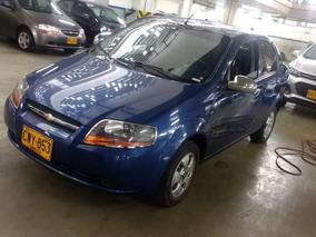 Chevrolet Aveo 1.6l 4p C/a