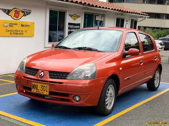 Renault Clio Dynamique Mt 1400