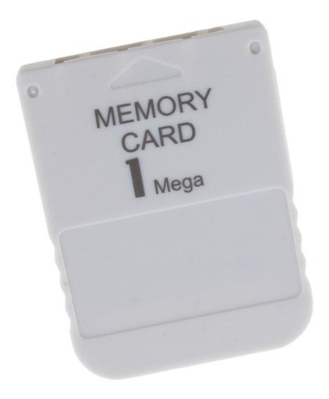 Memory Card Ps1 Com 1 Mega