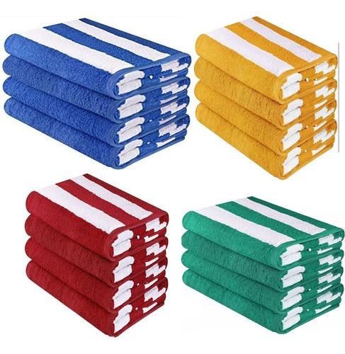Azul de Tres Piezas xllx Juego de Toallas Paquete de Toallas Absorbente Gruesa Paquete Simple y c/ómoda Toalla