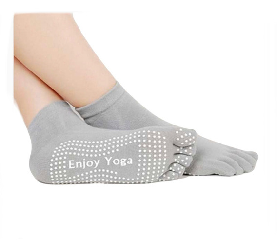 Calcetines Yoga, Calcetines Pilates, Antiderrapante Cerrados